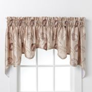 A.L. Ellis Astonish Embroidered Duchess Valance - 30'' x 100''