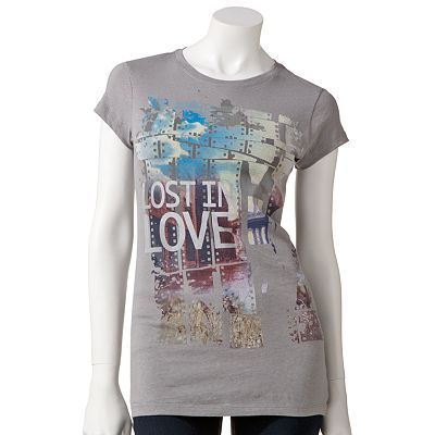 Mudd Lost In Love Tee