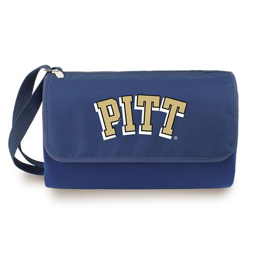 Picnic Time Pitt Panthers Blanket Tote