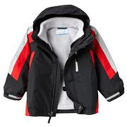Columbia Eon Interchange Coat - Boys 4-7