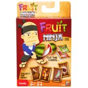 Mattel Fruit Ninja Card Game