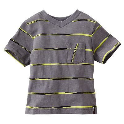 Tony Hawk Striped Tee - Toddler