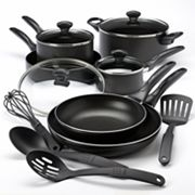Farberware 14-pc. Nonstick Aluminum Cookware Set
