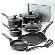 Farberware 12-pc. High-Performance Aluminum Cookware Set