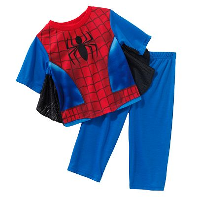 Spider-Man Pajama Set - Toddler