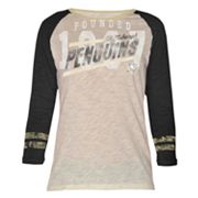 Pittsburgh Penguins Onside Kick Slubbed Tee