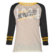 Boston Bruins Onside Kick Slubbed Tee