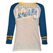 Buffalo Sabres Onside Kick Slubbed Tee
