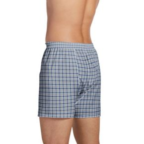 Big & Tall Jockey 2-pk. Classic Full Cut Woven Boxers
