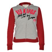 Detroit Red Wings Nickel Coverage Colorblock Hoodie
