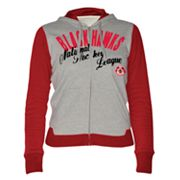 Chicago Blackhawks Nickel Coverage Colorblock Hoodie