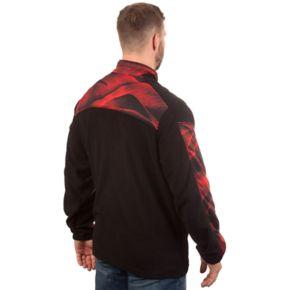 Huntworth 1/4-Zip Camouflage Fleece Pullover - Men