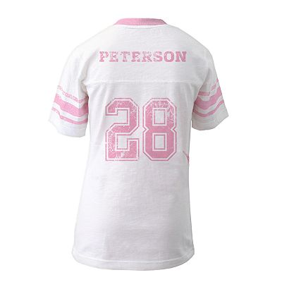 Minnesota Vikings Adrian Peterson Tee - Girls 4-6x