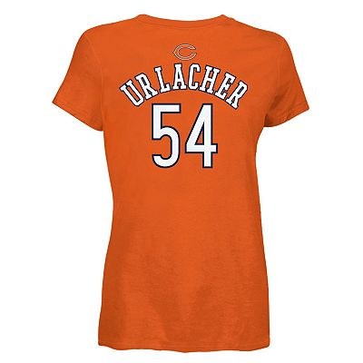 Chicago Bears Brian Urlacher Tee - Girls 4-6x