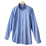 SONOMA life + style Solid Casual Button-Down Shirt