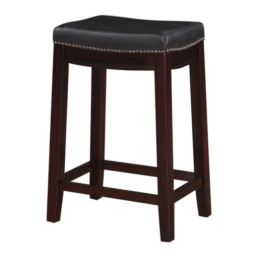 Linon Allure Counter Stool Kohls