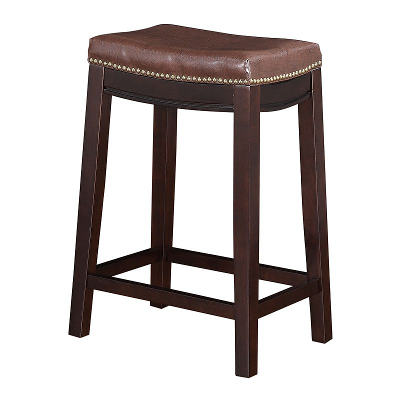Tractor Seat Bar Stools Kohl S : Kohls linon allure counter stool questions
