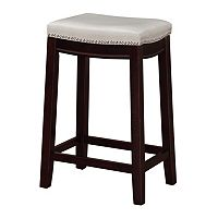 Deals on Linon Allure Counter Stool + Free $5 Kohls Cash