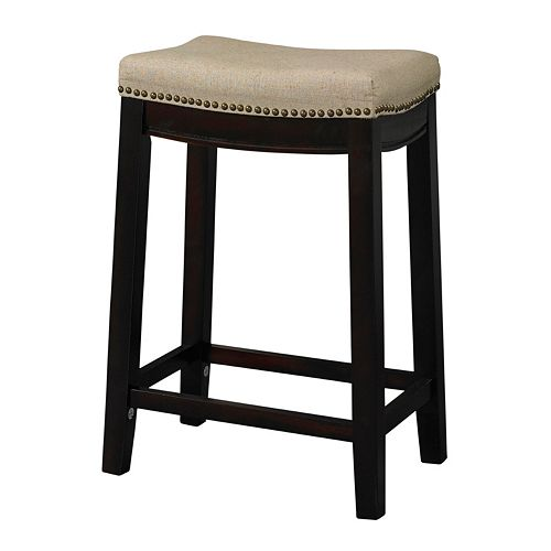 Swell Linon Allure Counter Stool Gmtry Best Dining Table And Chair Ideas Images Gmtryco