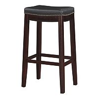 Linon Allure Bar Stool (Multi Colors)