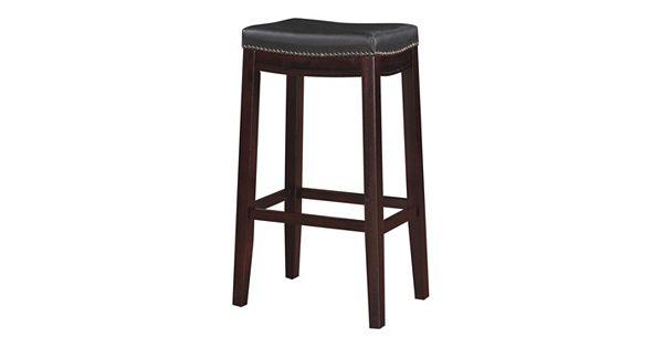 Tractor Seat Bar Stools Kohl S : Linon allure bar stool