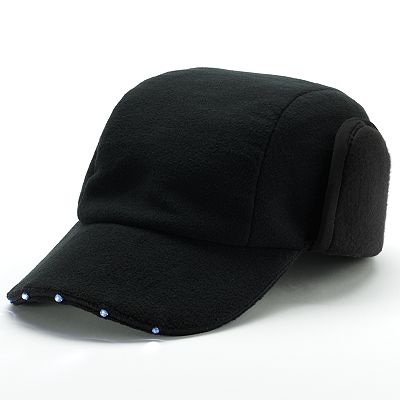 Tek Gear Fleece Lighted Cap