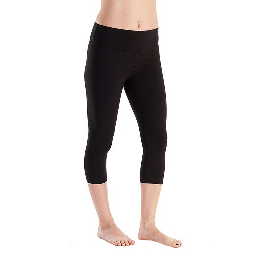 Women's Marika Magical Balance Tummy Control Performance Capri Leggings