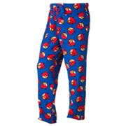 Angry Birds Red Bird Microfleece Lounge Pants - Big and Tall
