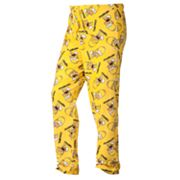 The Simpsons Homer Microfleece Lounge Pants - Big & Tall