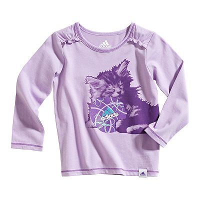 adidas Animal Graphic Tee - Toddler