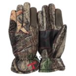 Huntworth Camouflage Reinforced Hunting Gloves - Men