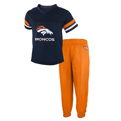 Denver Broncos Jersey and Pants Set - Baby