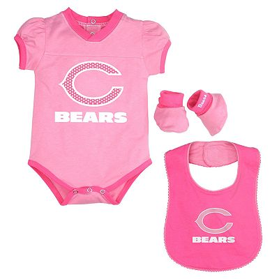 Chicago Bears Creeper Set - Baby