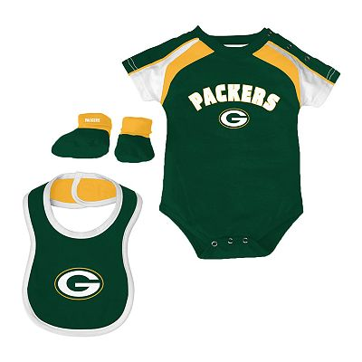 Green Bay Packers Creeper Set - Baby