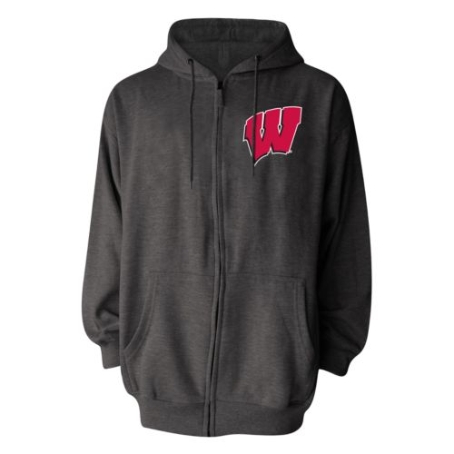 Wisconsin Badgers Fleece Hoodie