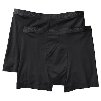 Jockey 2-pk. Stay Cool Boxer Brief - Big and Tall