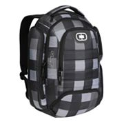 OGIO Metro II Gentry Plaid 17-in. Laptop Backpack