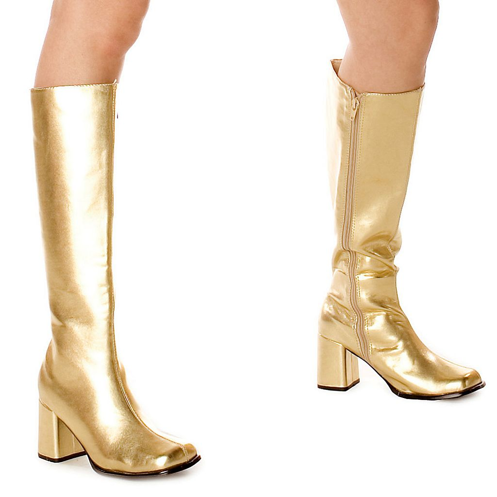 Go-Go Costume Boots - Adult