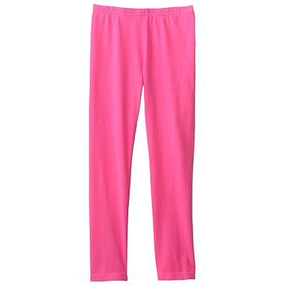 Jumping Beans Neon Leggings - Girls 4-7