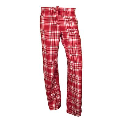 Ohio State Buckeyes Crossroad Flannel Lounge Pants - Women