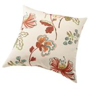 Sloan Floral Decorative Pillow
