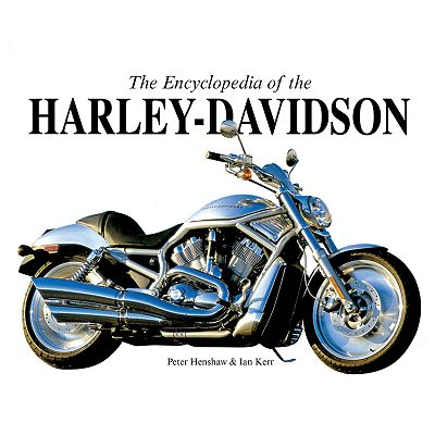 The Encyclopedia of the Harley-Davidson Book