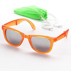 SO Foldable Square Sunglasses