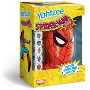 Spider-Man Yahtzee Game by USAopoly