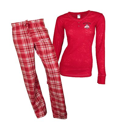 Ohio State Buckeyes Crossroad Lounge Set - Women