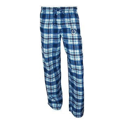 Indianapolis Colts Crossroad Flannel Lounge Pants - Women
