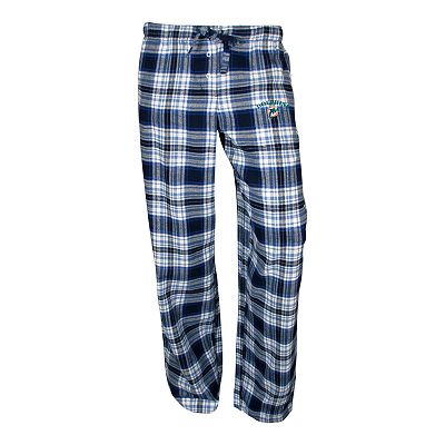 Miami Dolphins Crossroad Flannel Lounge Pants - Women