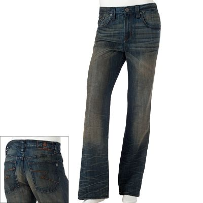 Rock and Republic Rage Straight Jeans