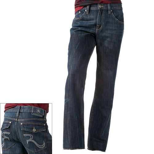 Rock And Republic Jolt Straight Jeans $ 49.99