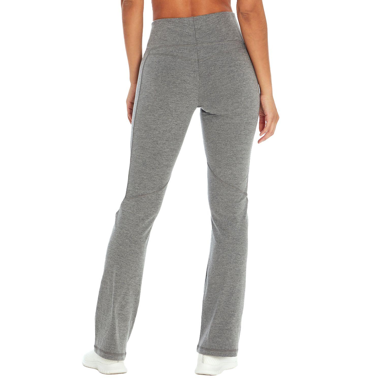 636d137b8c65 Grey Yoga Pants